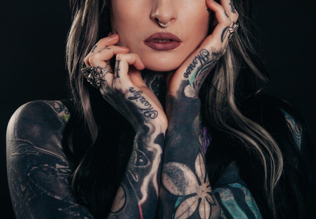 Was sagen Tattoos über uns aus