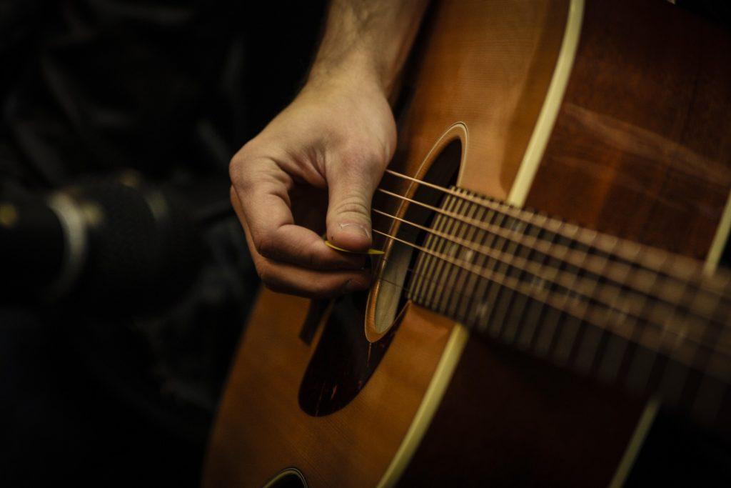 guitarre lernen